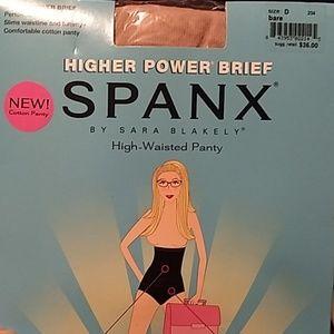Spanx high-waisted panty